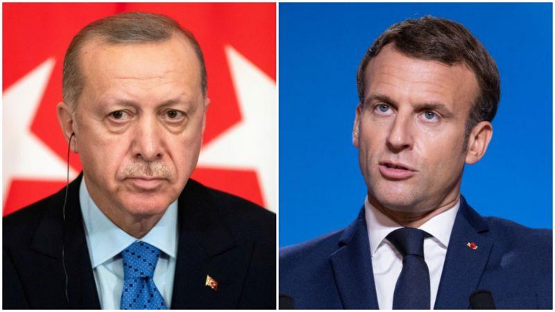 En plein conflit avec la Turquie, la France cible l'islam radical