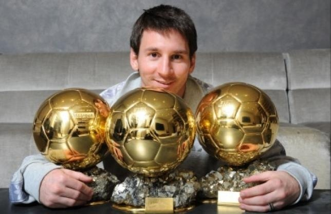 FIFA Ballon d'or 2012: Messi encore favori