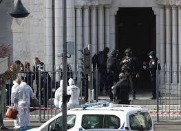 Trois morts dans une attaque au couteau à Nice, le plan vigipirate au niveau «urgence attentat»
