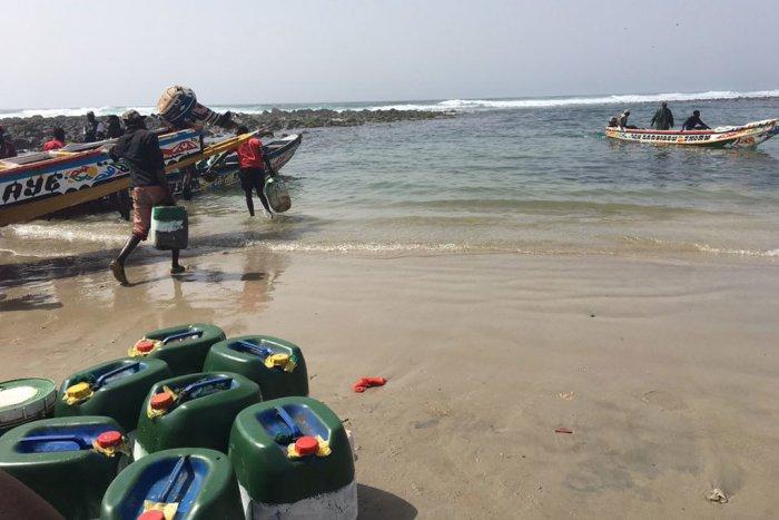 D'après l'OIM, au moins 140 Sénégalais sont morts en mer la semaine dernière