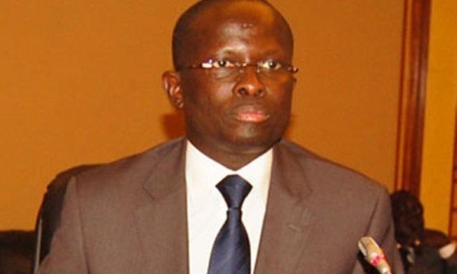 Modou Diagne Fada quitte la commission ad hoc