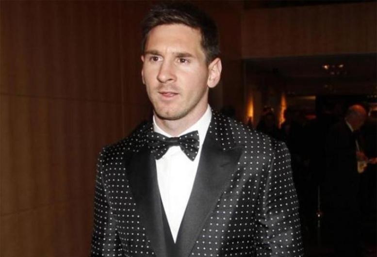Messi envoie son maillot à Müller