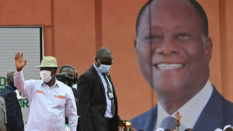 Présidentielle en Côte d'Ivoire: Alassane Ouattara vainqueur avec 94,27% des voix (CEI)