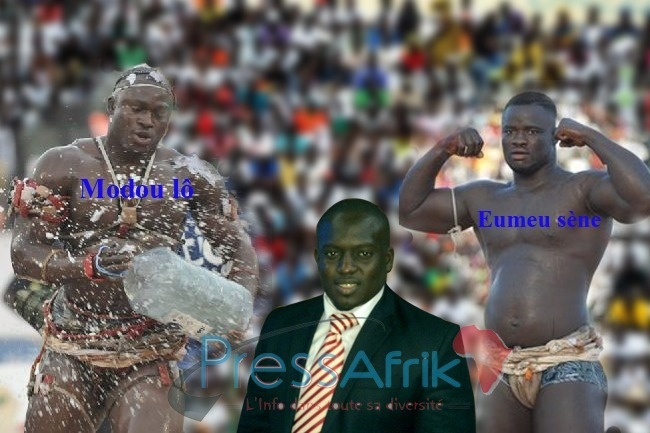 Pour son combat contre Eumeu Sène, Modou Lô dit finalement oui à Aziz Ndiaye