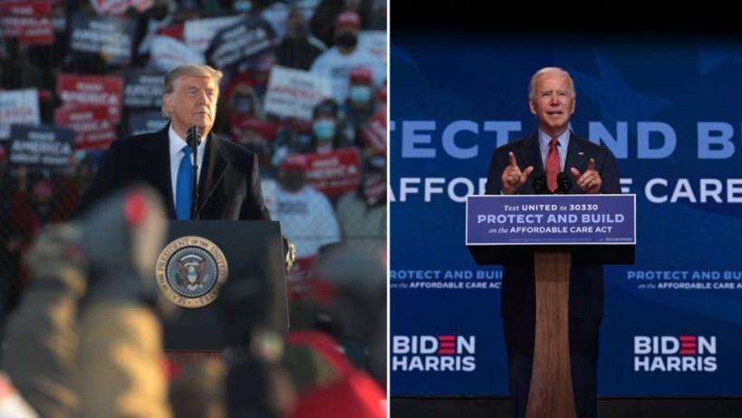#InsideUSA - L'incertitude du scrutin tire l'Amérique d'une nuit électorale vers une longue semaine de suspense