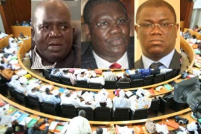 Le Procureur spécial a demandé prématurément la levée de l'immunité des trois députés ?