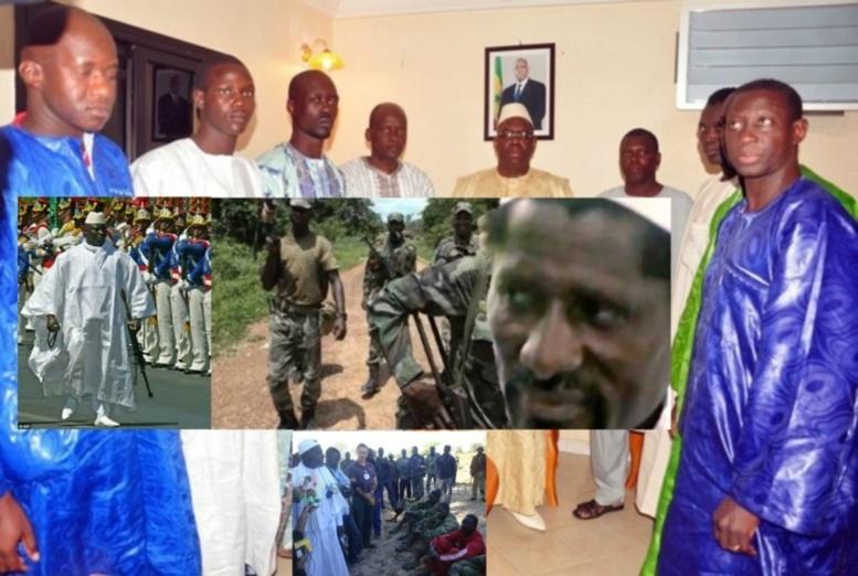 Crise en Casamance : Sans l'unité du MFDC y'aura pas de négociations sérieuses selon BALDE