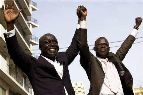 Cheikh Bamba Diéye se sépare de Idrissa Seck