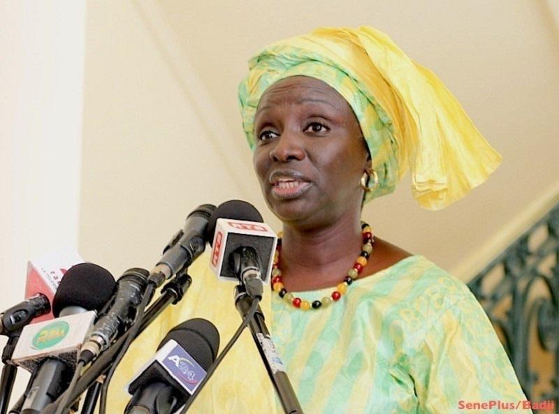 CESE : Aminata Touré dépose ses rapports d'activités ce vendredi et fera face à la presse