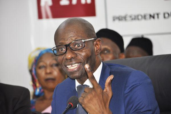 Audience avec Macky: Sonko blanchit Boubacar Camara et révèle avoir été mis au courant