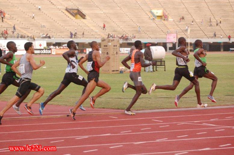 Athlétisme : le Sénégal risque de perdre l'organisation du meeting international de Dakar