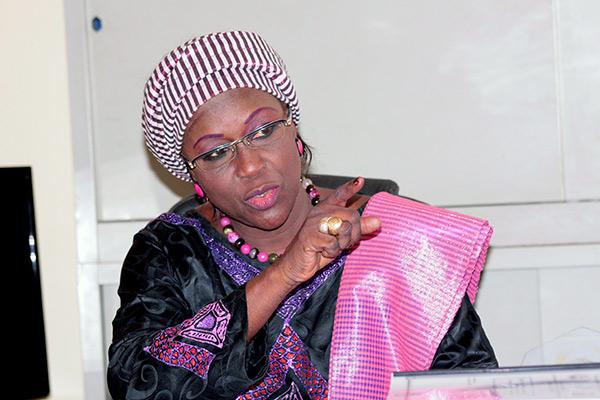 «Idrissa Seck manque d'élégance et n'a aucun respect de la parole donnée», peste Pr Amsatou Sow Sidibé