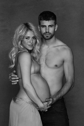 Shakira pose pour la bonne cause