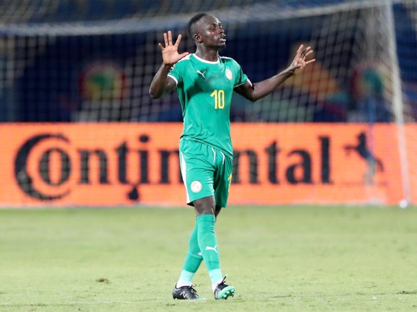 Sénégal Vs Guinée-Bissau: Sadio ouvre le score sur penalty