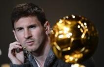 Messi verse un million de pesos