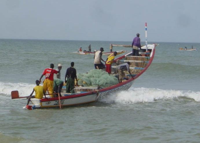 Goudomp : Chavirement d'une pirogue avec un pêcheur malien porté disparu