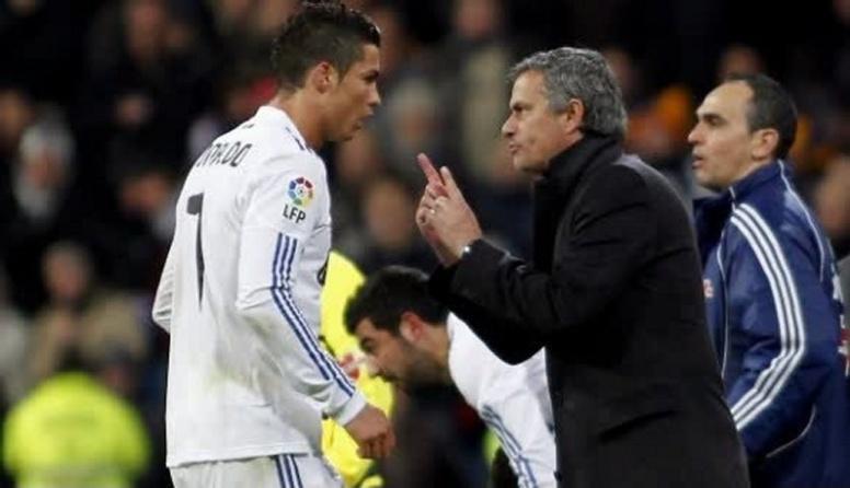 Real Madrid : Ronaldo et Mourinho ont failli se battre dans les vestiaires