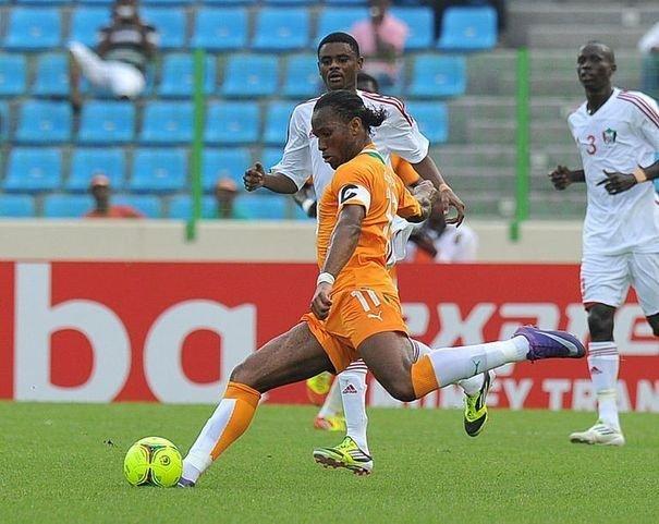 CAN 2013 Côte d'ivoire vs Togo: Les Eléphants sereins, mais pas trop...