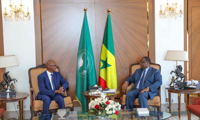 Macky Sall reçoit en audience Hadjibou Soumaré, Abdoulaye Baldé...