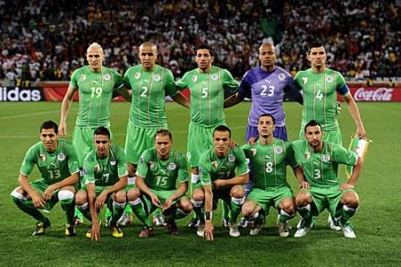 CAN 2013 : Les joueurs algériens, victimes d'un cambriolage