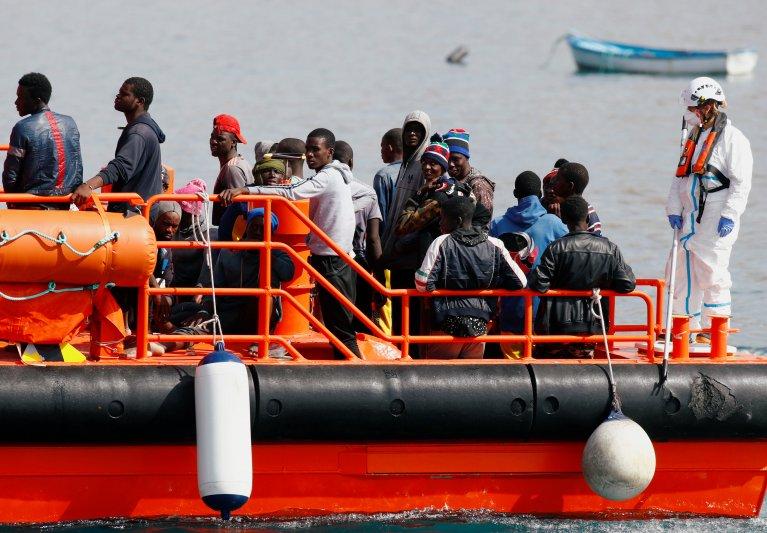 """Le président des ressortissants sénégalais de Gran Canaria alerte: """"les Espagnols risquent de massacrer les migrants sénégalais"""""""