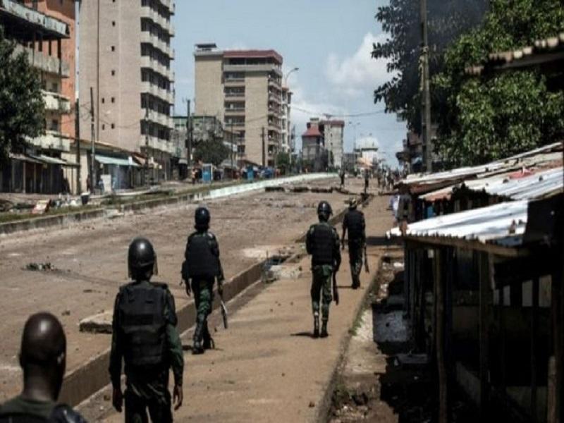 Cinq (5) figures de l'opposition inculpées et écrouées à Conakry