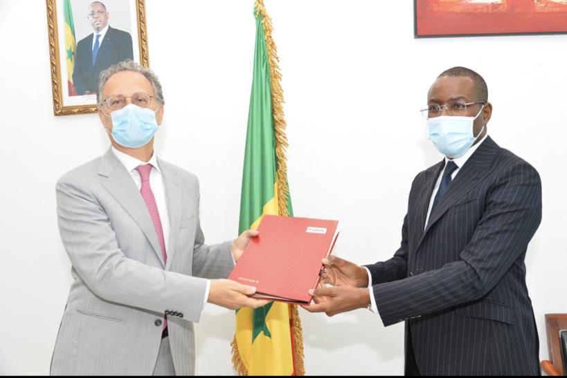 Covid-19: par le PAREM, l'Italie finance le Sénégal à hauteur de 984 millions pour appuyer les ménages pauvres