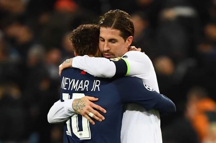 PSG : Neymar aurait appelé Sergio Ramos