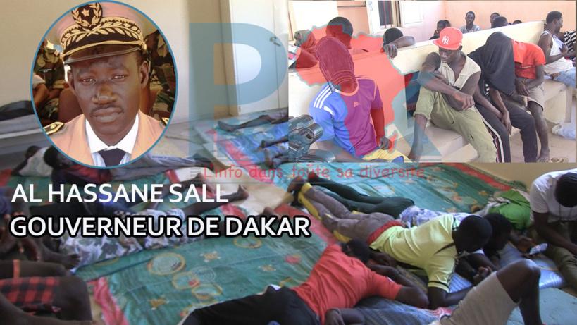 Maladie dermique à Thiaroye: le bilan passe de 82 à 200 pêcheurs infectés, le Gouverneur annonce un comité de crise