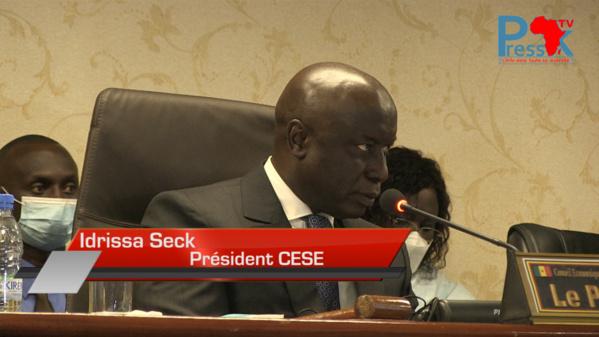 Installé a la tête Cese, Idrissa Seck s'explique, se justifie et solde ses comptes