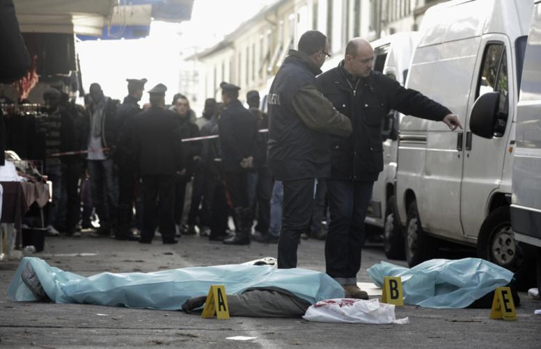 Suicide du Sénégalais, Mamadou Diouf à Felizzano (Italie)