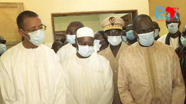 Maladie dermique qui affecte les pêcheurs: le ministre Abdou Karim Sall suspecte une origine algale