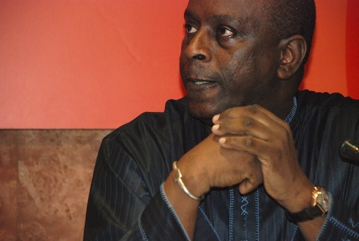 Cheikh Tidiane GADIO : Les audits n'aiment pas le bruit