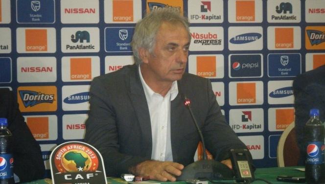 """CAN 2013 Elimination de l'Algérie: """"Une profonde honte"""", selon Vahid Halilhodzic"""