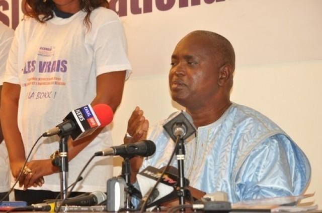 Abdou Latif COULIBALY : Je veux clore définitivement le débat sur  Y en a marre