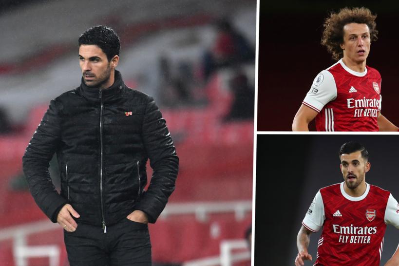 Arsenal: Une bagarre entre David Luis et Ceballos fuite dans la presse, Arteta cherche la taupe