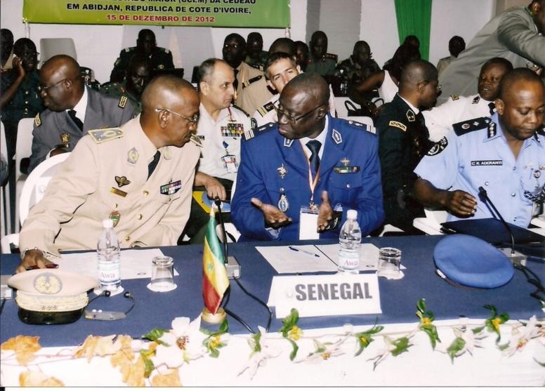 Macky SALL nomme son 1er Général des pandores