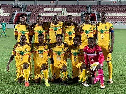 Tournoi U20 UFOA/A: l'équipe du Mali veut poursuivre le tournoi malgré plusieurs cas de Covid-19 dans son effectif