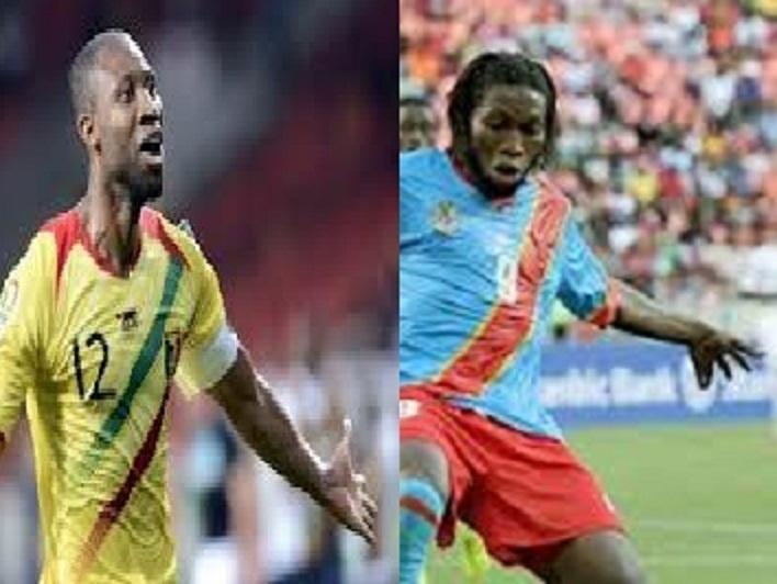 CAN 2013-Groupe B : RD Congo vs Mali, un ticket pour deux
