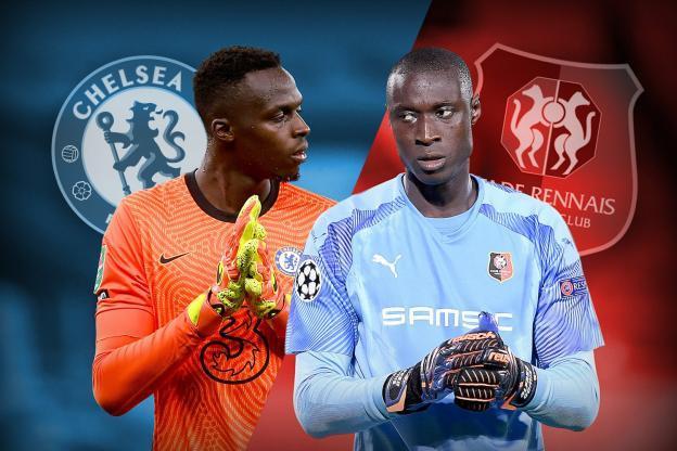 Ligue des champions- Rennes vs Chelsea: Duel retour entre Alfred Gomis et Edouard Mendy