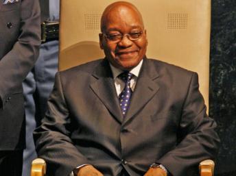 Jacob Zuma, le président sud-africain, veut «unir le continent».. (Photo : Reuters)