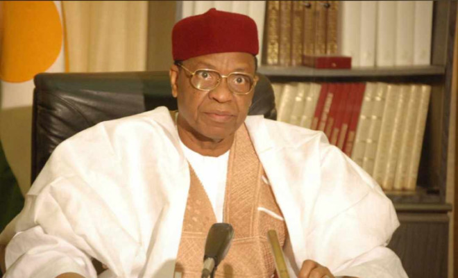 L'ancien Président nigérien Mamadou TANDJA est décédé