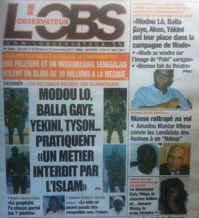 Mamoudou Ibra Kane, DG GFM