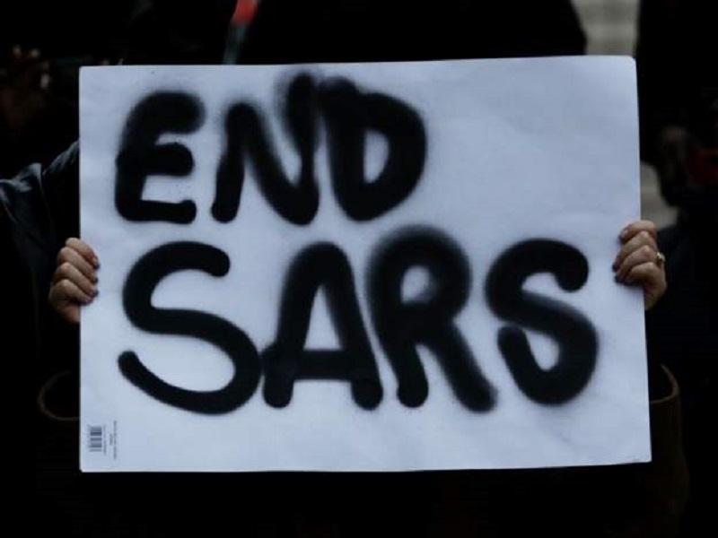 102 personnes décédées lors des protestations #EndSars au Nigéria