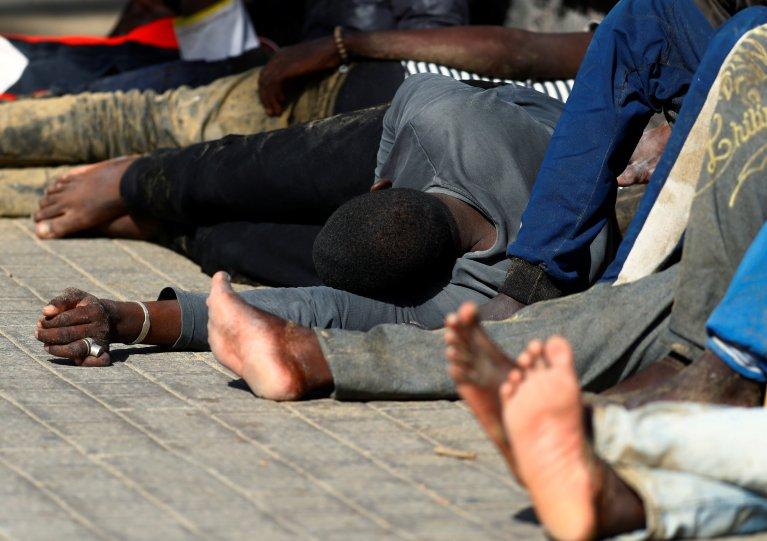 Canaries : huit (8) migrants morts dans un naufrage au large de Lanzarote
