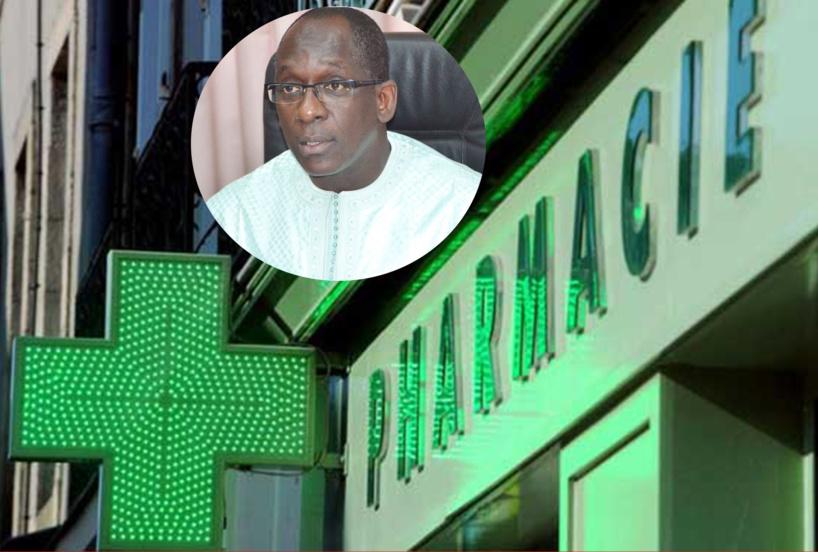 """L'épouse du ministre de la Santé A. Diouf Sarr s'attribue d'autorité une pharmacie """"avec la complicité du DPM et du Conseil de l'Ordre"""""""