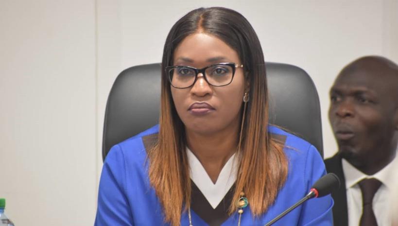 Assemblée nationale: la ministre Zahra Iyane Thiam interdit l'accès à la coordonnatrice d'un projet