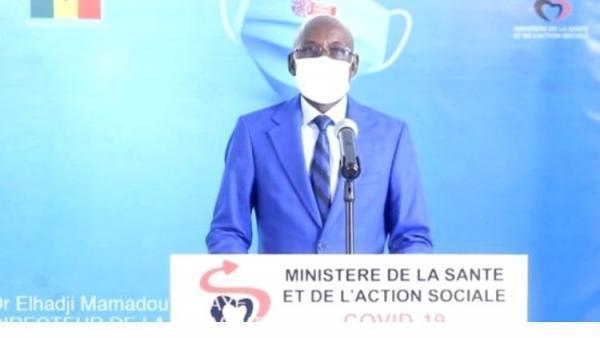 Coronavirus au Sénégal: 1 décès supplémentaire, 48 nouveaux cas...la courbe remonte