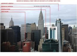 De la non pertinence de la réalisation de la maison du Sénégal à New York et à Washington