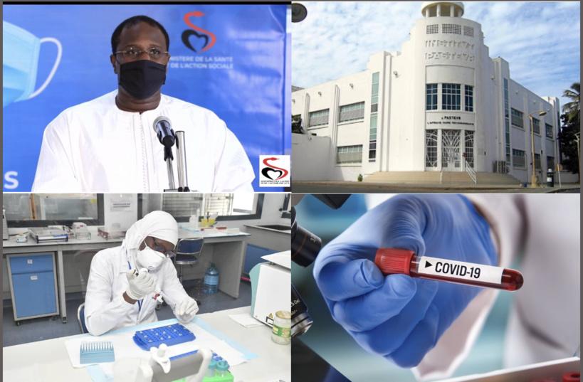Faux tests covid-19 : Des personnes arrêtées à l'aéroport international Blaise Diagne